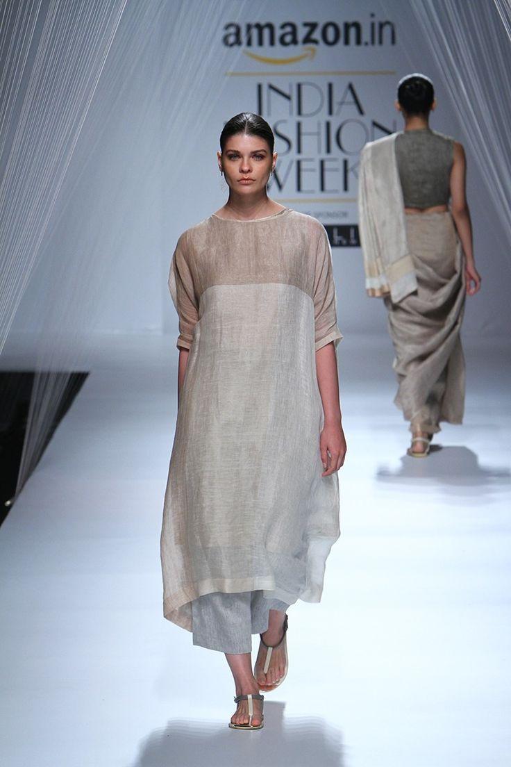 Anavila at Amazon India Fashion Week Spring/Summer 2016