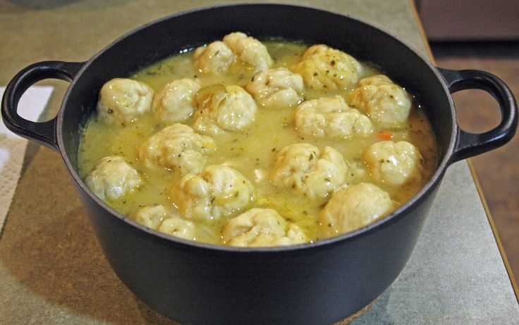 Vegan Chicken and Dumplings  i know I can make this a clean recipe. I have been wanting dumplings so badly lately!