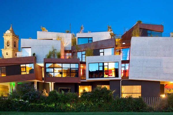 El Hotel Viura (o de un planazo para cualquier fin de semana habido y por haber) · A boutique hotel in the Rioja vineyards
