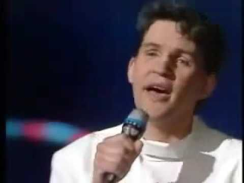 Eurovision 1987 Ireland - Johnny Logan - Hold Me Now (Winner) - YouTube