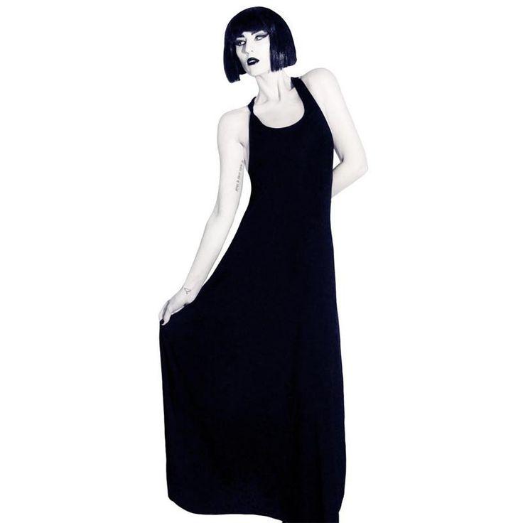 Pentagram Maxi Dress – Brutalitees