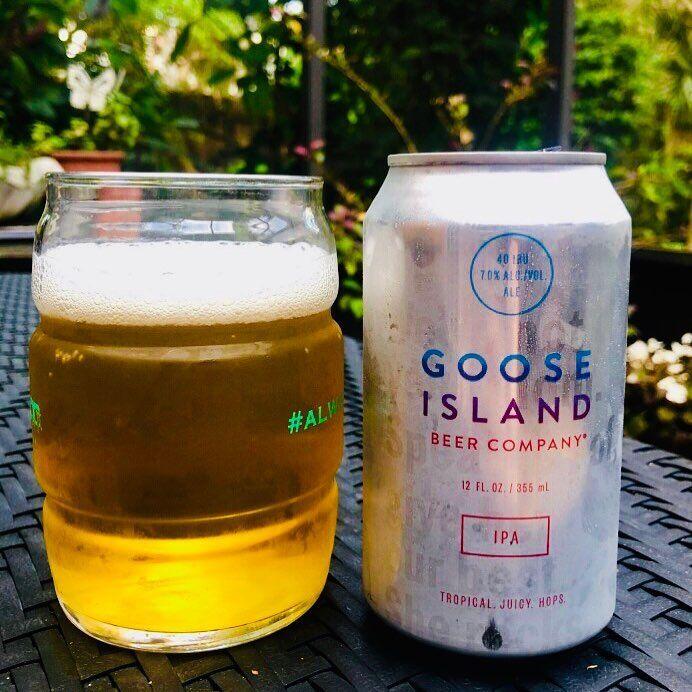 Next Coast Ipa Goose Island Beer Co Chicago Illinois