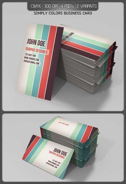 10 excelentes  diseño de tarjetas de presentacion vintage