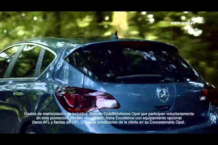 Nuevo Opel Astra