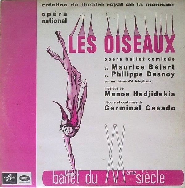 Manos Hadjidakis – Les Oiseaux / Μάνος Χατζιδάκις* – Όρνιθες