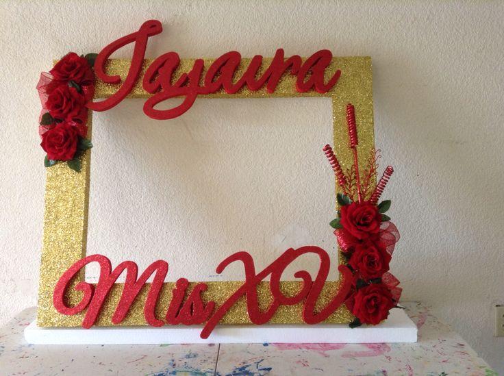 Pin De Patricia Reyes En Marcos Personalizados Marcos Gigantes Para Fiestas Marcos Para
