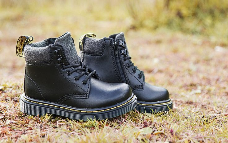 The Padley boot, from Dr. Martens. Just what the Dr. ordered.
