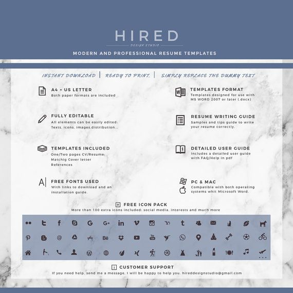 62 best Creative Resume Templates images on Pinterest For m - references on a resume template