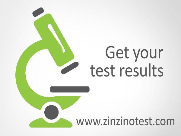 test result copy