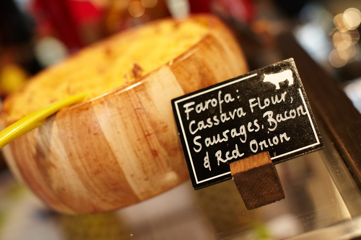There's more than meat at Fazenda