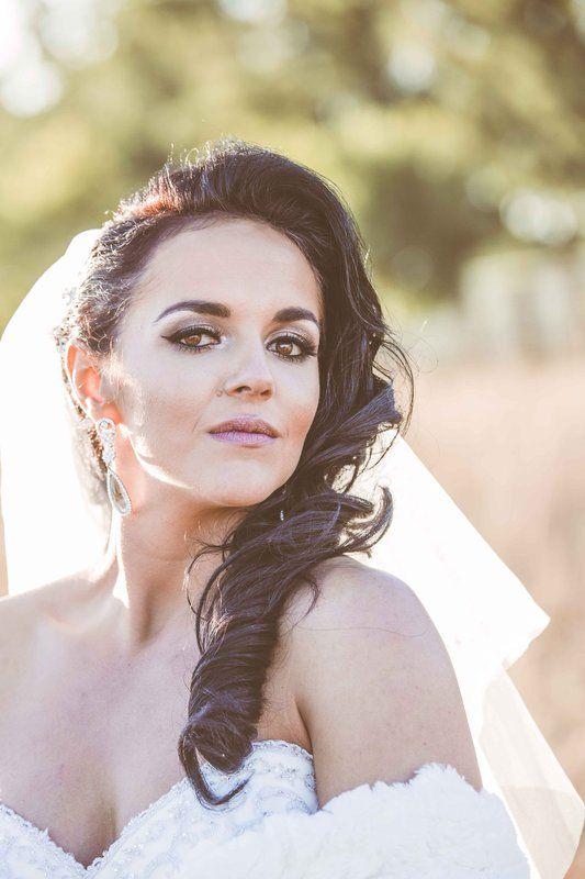 Bridal portraits!  Photo By Trompie Van der Berg Photography