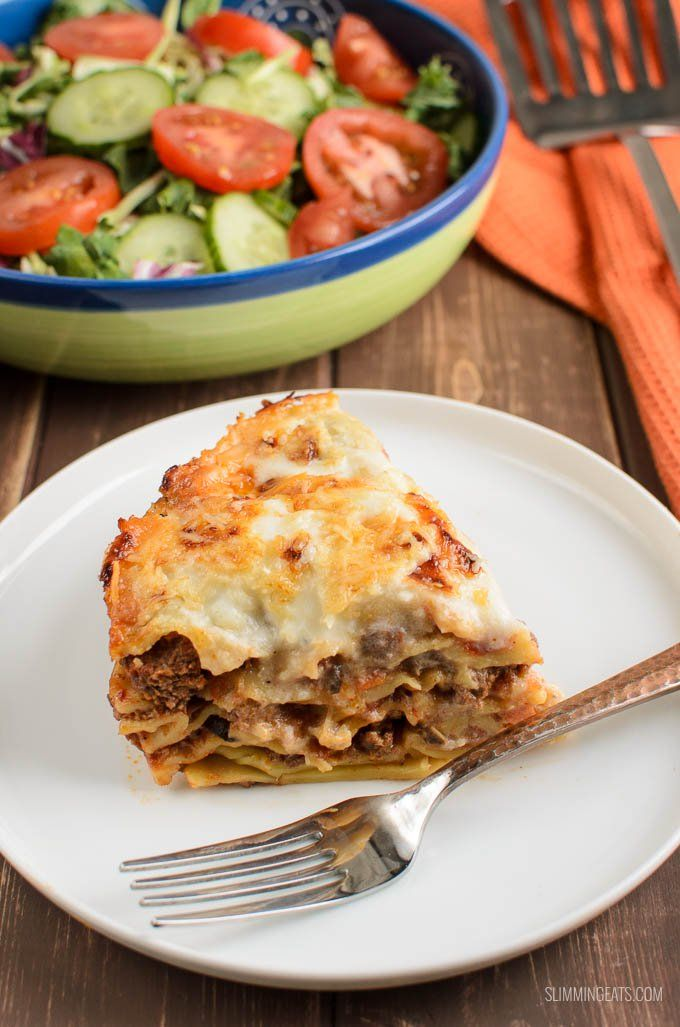 This Low Syn Lasagne Pie all cooked in the Instant Pot, just might be my new favourite recipe. It looks amazing and tastes incredible.