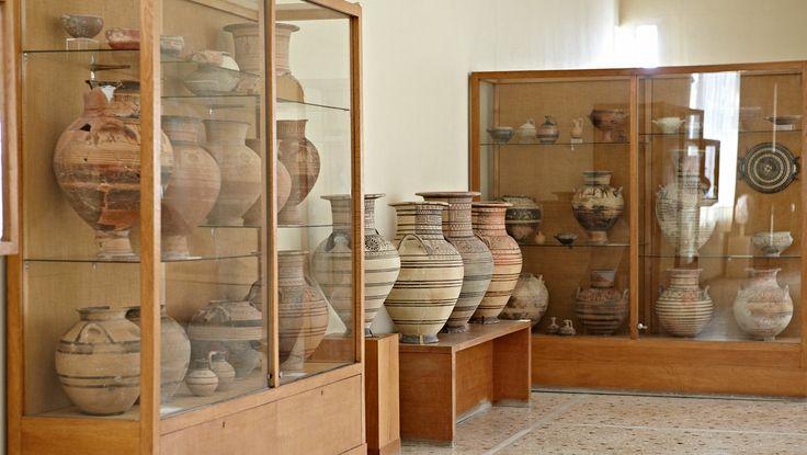 Santorini Archaeological Museum
