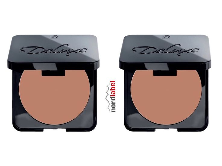 LR Deluxe Perfect Smooth Compact Foundation Dark Beige 2 x 9 g - Doppelset!
