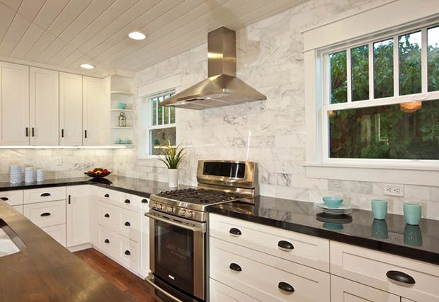 42 Best Kitchen Dark Countertops Images On Pinterest