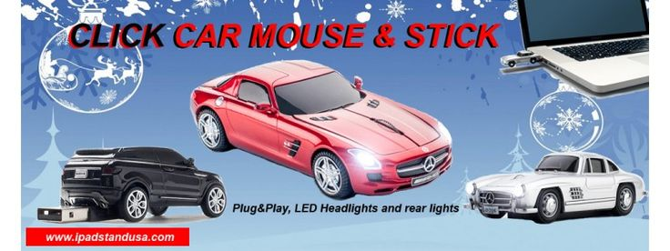 The Click Car Mouse is as sophisticated as the original car on the streets.
