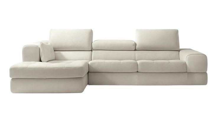 Max Divani, Antea Corner Sofa, Buy Online at LuxDeco