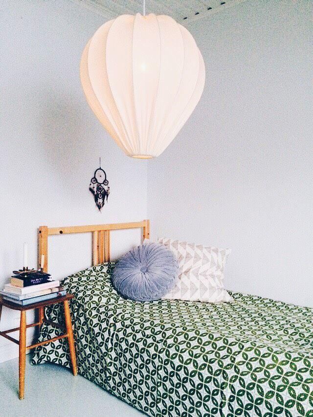 Produkten Taklampa eco ballong 50 cm säljs av Lampverket unika lampor & lampskärmar i vår Tictail-webshop.  Tictail låter dig skapa en snygg och gratis webshop - tictail.com