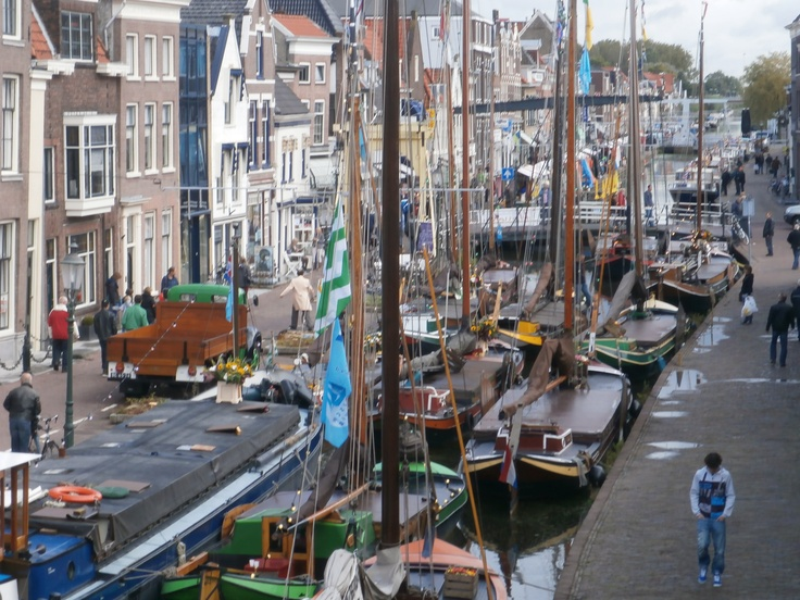 Furieade, Maassluis, the Netherlands.