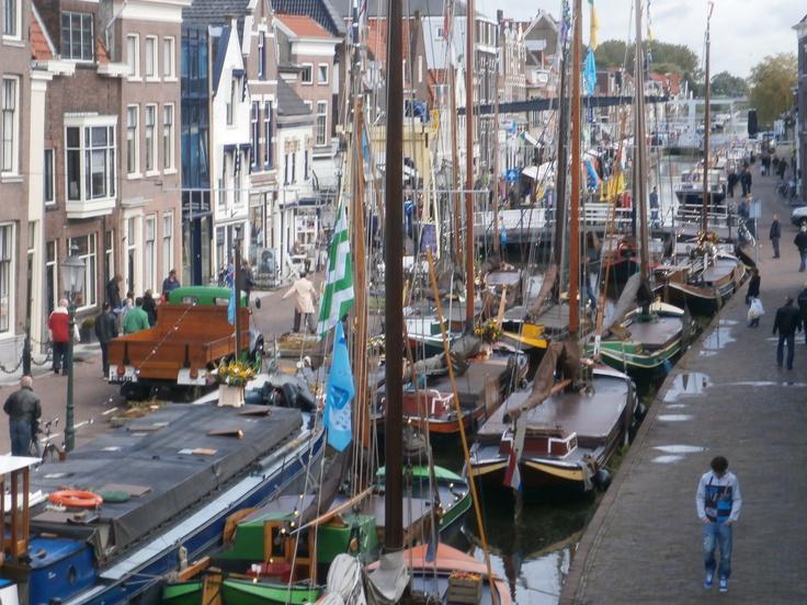 Furieade, Maassluis, the Netherlands.
