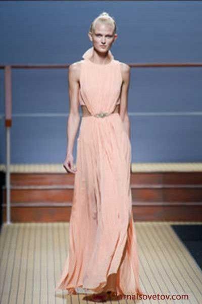 Модный цвет 2016 Розовый кварц