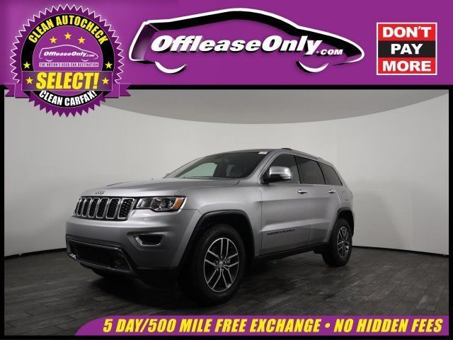Ebay Grand Cherokee Limited Rwd Off Lease Only 2018 Jeep Grand
