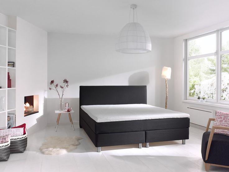 Nordkap Continental seng - 180x200 - Kvalitet produceret i Danmark.