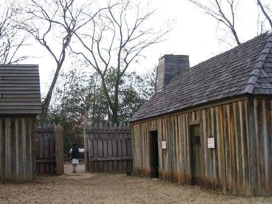 Fort St. Jean Baptiste - Natchitoches