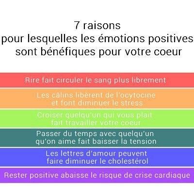 Les 7 raisons