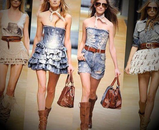 Moda Country Feminina - http://www.espacomulher.org/moda-country-feminina/