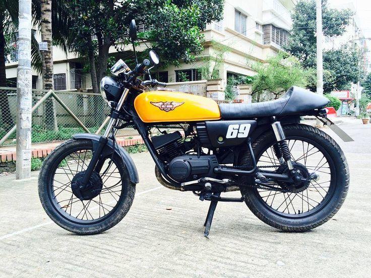 Yamaha Rx Ak