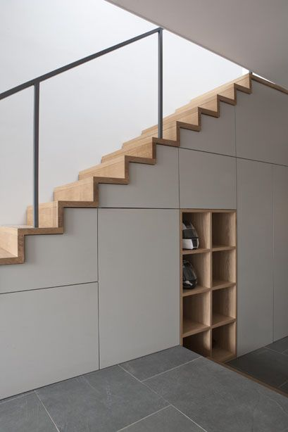 Stair and Storage