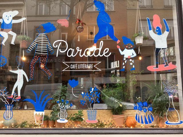 CUISTAX: lancement cuistax chez Parade-café littéraire