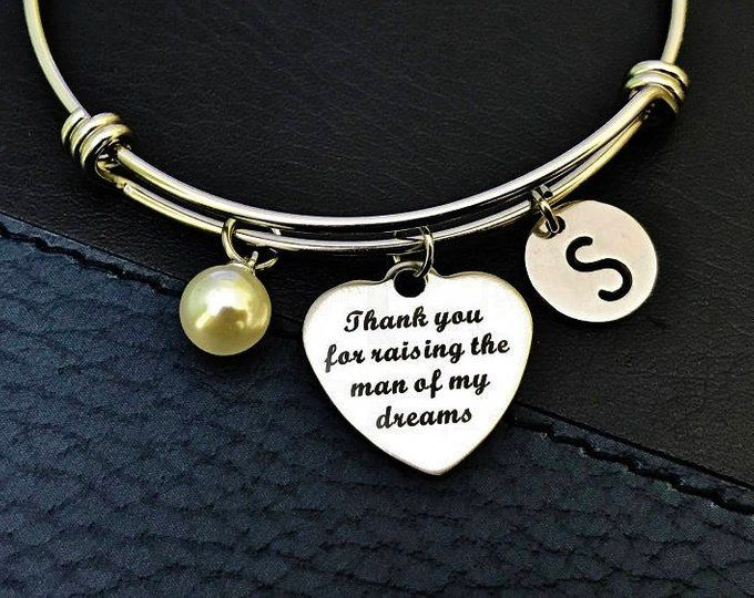 Thank You For Raising The Man Of My Dreams, Mother in Law Bangle