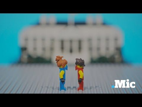 How a Caucus Works, Explained with Lego - YouTube