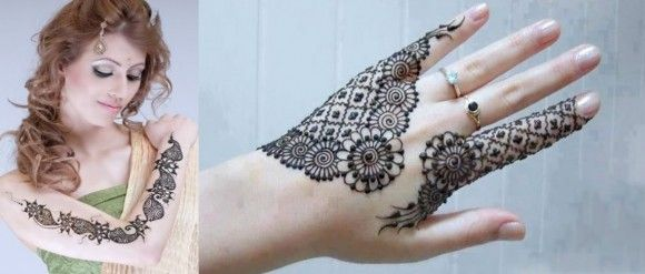 Latest Beautiful Mehndi Designs 2014 15 For Girls : Mehndi Designs Latest Mehndi Designs and Arabic Mehndi Designs