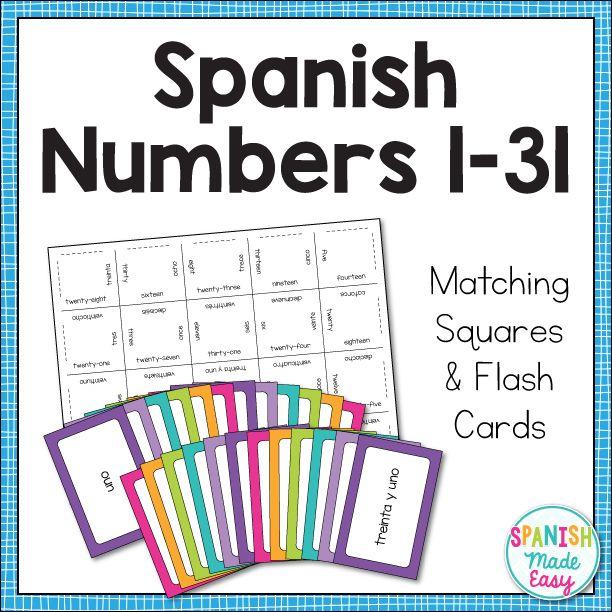 spanish numbers 1 100 printable flash cards 1 100 numbers in spanish numbersspanish teaching. Black Bedroom Furniture Sets. Home Design Ideas