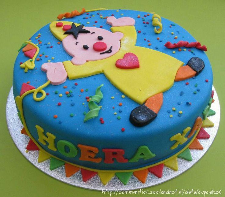 Bumba taart, zou leuk zijn voor Lucas zijn verjaardag!