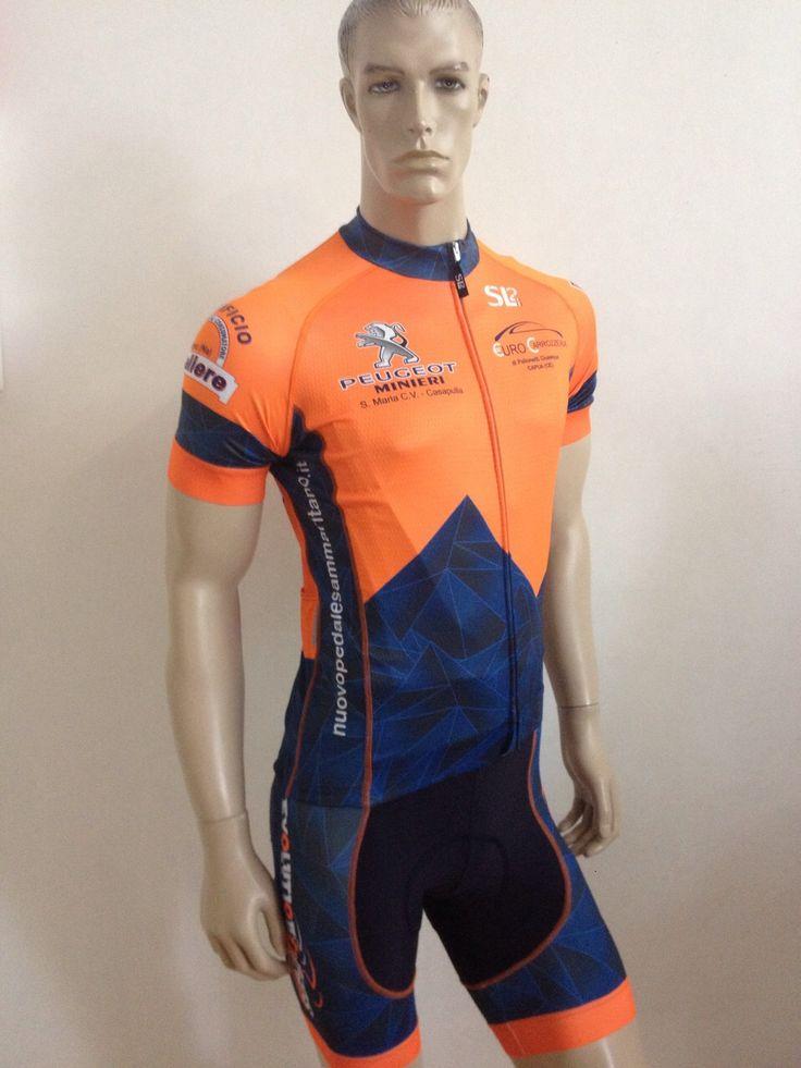 Nuovo Pedale Sammaritano  #bike #ciclismo #campania #sl2 #sl2cyclingwear