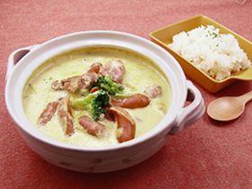 カレークリーム鍋|12月のレシピ|旬感レシピ|ヤマナカ