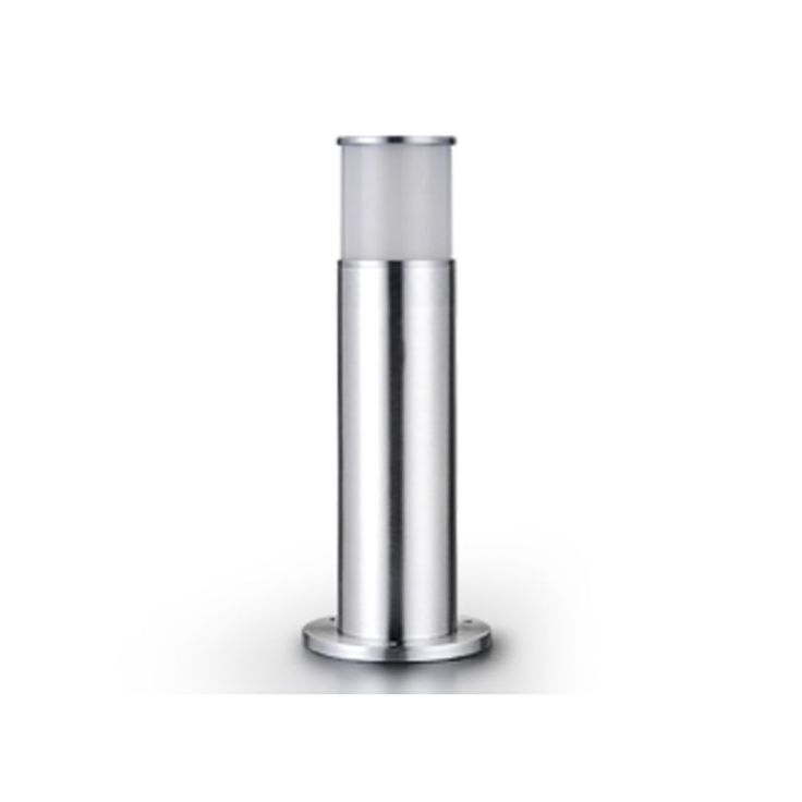 Borne Lumineuse Cylindrique Inox 45 Cm – Réf 64206 Easy Connect – Taille : Taille Unique