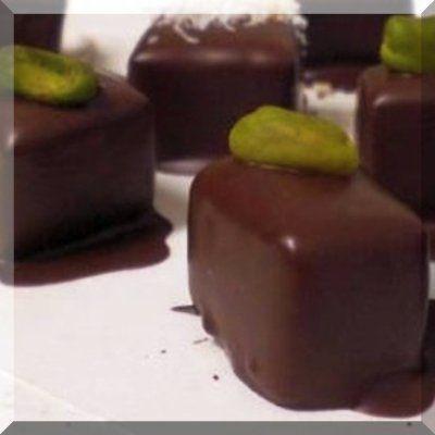 ΣΟΚΟΛΑΤΑΚΙΑ ΜΕ ΠΕΡΓΑΜΟΝΤΟ Φθινοπωρινά σοκολατάκια