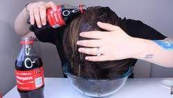Krijg je prachtige krullen door je haar met cola te wassen? Deze blogster testte het uit