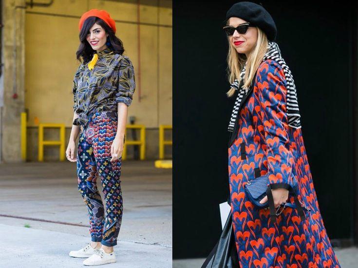 barett mütze stylen modern trend frisur farbe dessins  #fashion #style