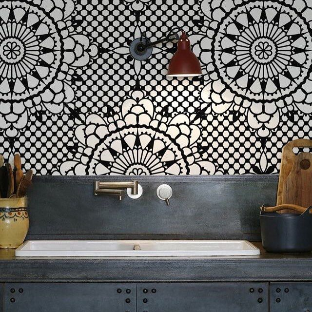 mosaico ceramico e decorazioni fatte a mano