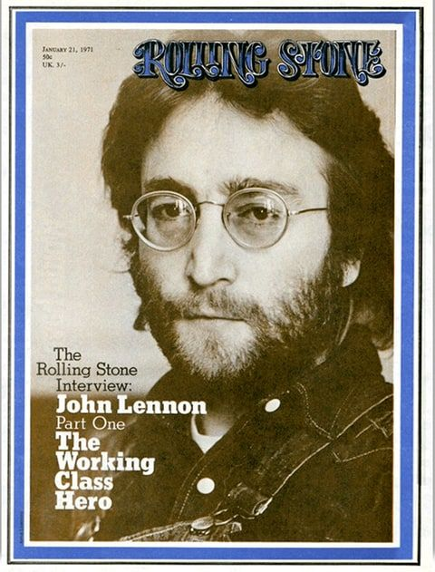 John Lennon and Yoko Ono interviewed on the Beatles and Plastic Ono Band - Rolling Stone