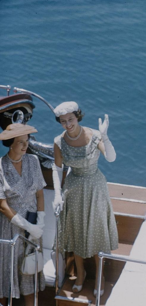 Princess Margaret carried out a tour of the British ...