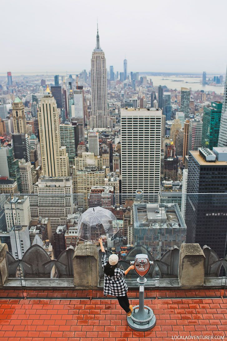 Essential Tips for Visiting the Top of the Rock + The Best Things to Do in Rockefeller Center Area // Local Adventurer