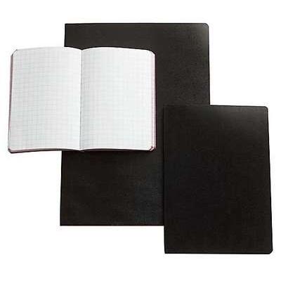 Vahakansivihko A6/100 sivua 7x7 musta | 4,20e