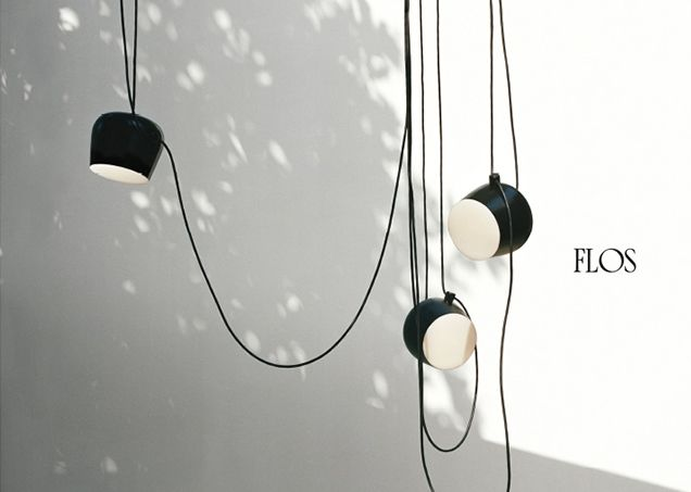 Beautiful new lamp from Bouroullec Brothers for Flos